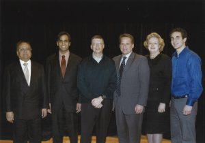 Niranjan Shah Chicago with Bill Gates